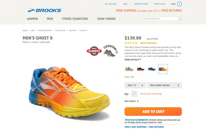 run happy brooks online store