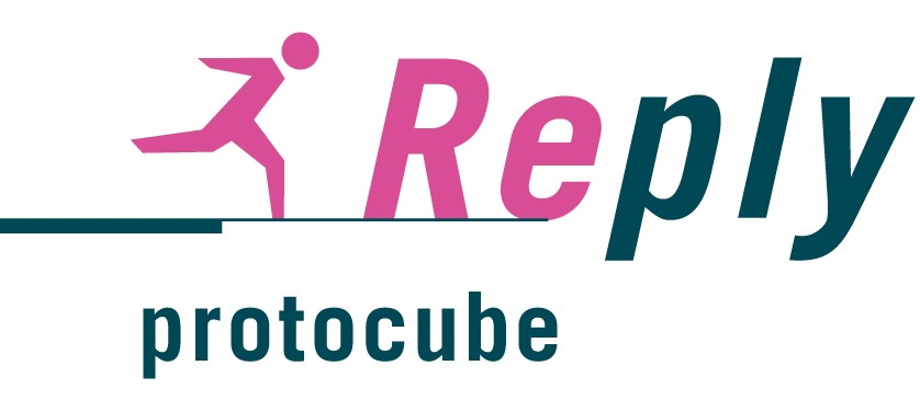 Protocube Reply Logo