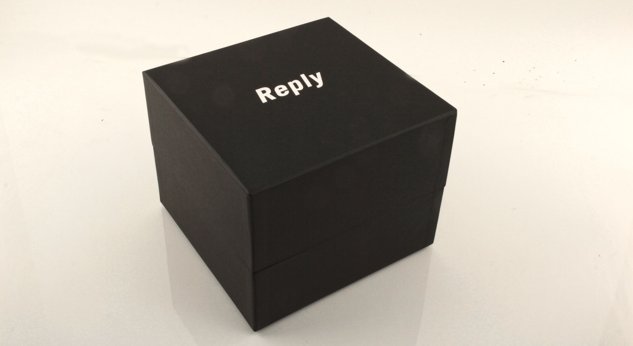 Trofeo Reply Packaging cubo ridotto