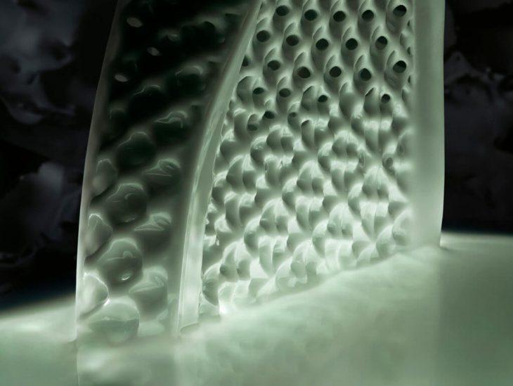 Adidas Futurecraft 4D stampa3D produzione massa